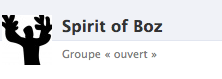Spirit of Boz, facebook, Julien Friedler